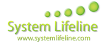 System_Lifeline Logo_with_website