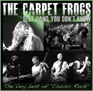 Carpet Frogs promo 2016